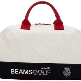 BEAMS GOLF - BEAMS GOLF KNEE DEEP×BEAMS GOLF / ボストンバッグII