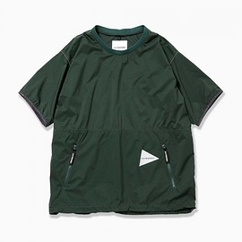 and wander - PERTEX wind T
