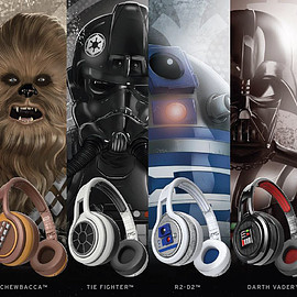 SMS AUDIO - STREET by 50 Star Wars Second Edition