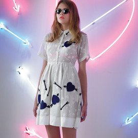 Sretsis - Francois shirtdress
