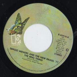 SERGIO MENDES AND THE NEW BRASIL '77 - The Real Thing / PENINSULA