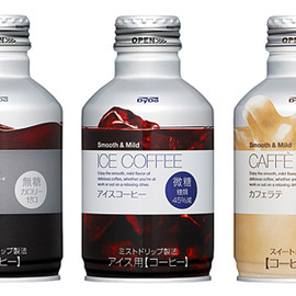 DyDo - BOTTLED COFFEE