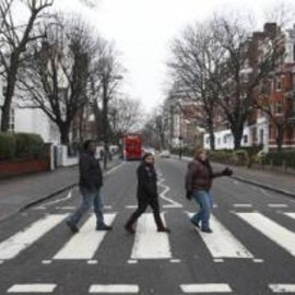 United Kingdom of Great Britain and Northern Ireland - 「Abbey Road」で使われた横断歩道