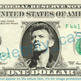 David Bowie - David Bowie Dollar Bill