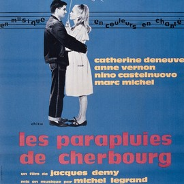 Jacques Demy - The Umbrellas of Cherbourg(シェルブールの雨傘)
