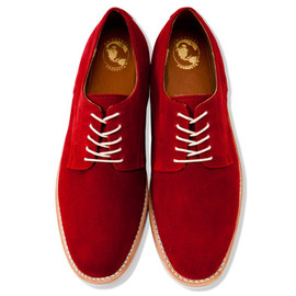 UNIVERSAL PRODUCTS - SUEDE OX-FORD SHOES