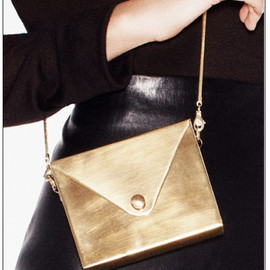JEWELMINT - metal clutch