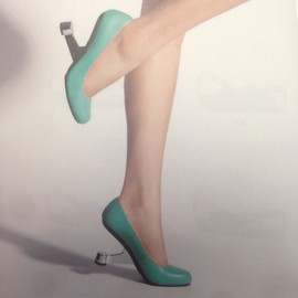 UNITED NUDE - 2014/SS パンプス