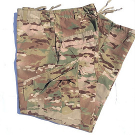 US ARMY - Army Combat Uniform-Trouthers (Flame  Resistant/MADE IN USA)