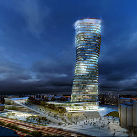 ShaGa studio  - Netanya municipality tower