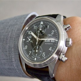 Mechanical Fliegerchronograph