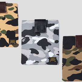 A BATHING APE - Bape 1st Camo iPad Case