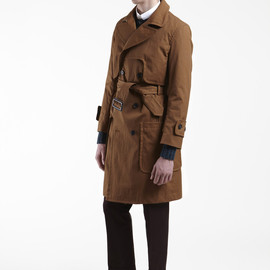 CARVEN - Trench Coat 2012AW