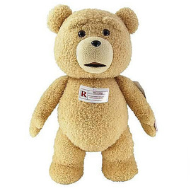 24-Inch R-Rated Talking Plush Teddy Bear
