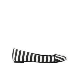 KATE SPADE SATURDAY - Half circle skimmer stripe