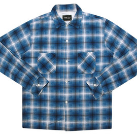 NUMBER (N)INE - flannel shirts