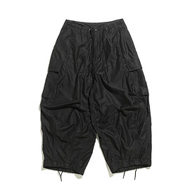NEEDLES - H.D. Pant-BDU-Black