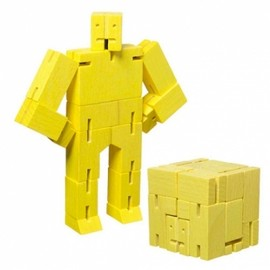 POKETO - Mini Cubebot Yellow 1