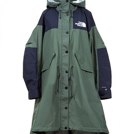 sacai, THE NORTH FACE - sacai x THE NORTH FACE Parka