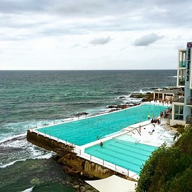 Australia - Bondi Beach today