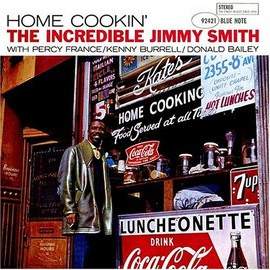 """Starring Jimmy Smith, Also Starring Dave """"Baby"""" Cortez"""