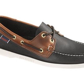 Sebago - Spinnaker Black/Brown