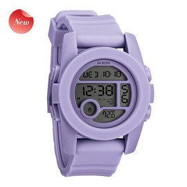 NIXON - THE UNIT 40 PASTEL PURPLE