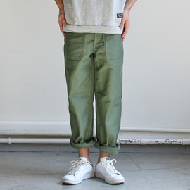 【Orslow】PAINTER PANTS
