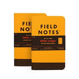 FIELD NOTES - UTILITY