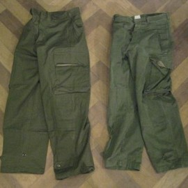 FRENCH ARMY M-47 Field Pants