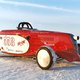 Bonneville - Coupe 1934  by SO-CAL Team