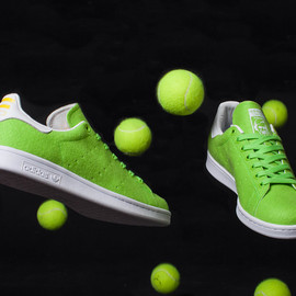 "adidas originals - Pharrell x adidas Originals Stan Smith ""Tennis"""