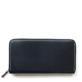 Whitehouse Cox - S2622 LONG ZIP WALLET / Navy