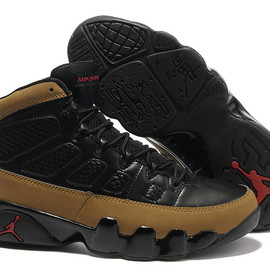Nike - Air Jordan 9 (Light Olive)