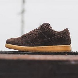 NIKE SB - NIKE SB DUNK LOW PREMIUM BAROQUE BROWN/LIGHT BROWN