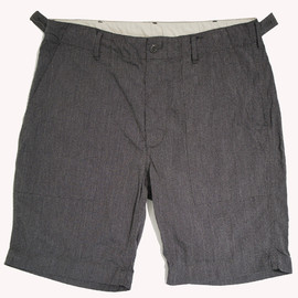 Engineered Garments - FATIGUE SHORT / Vintage Chambray