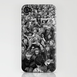 urban outfitters - Mass hysteria iPhone Case
