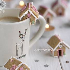 Caketime.Blox.Pl - Mini Gingerbread Houses