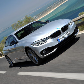 BMW - 4 series coupe