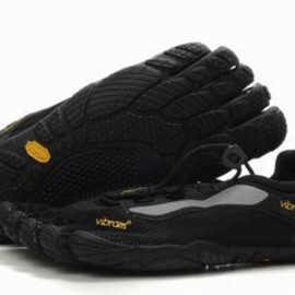 Vibram Five Fingers Bikila LS Black Men's