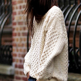 Fisherman Sweater/style