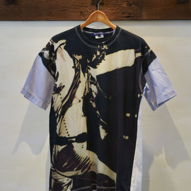 COMME des GARCONS JUNYA WATANABE MAN - Elvis Presley Switch Sleeve Tshirt