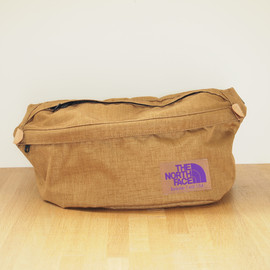 THE NORTH FACE PURPLE LABEL - Waist Bag BROWN