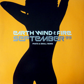EARTH WIND & FIRE - SEPTEMBER 99[MUTANT DISCO VOCAL MIX] / SONY