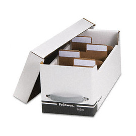 Fellowes - CD/DVD Storage Boxes