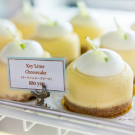 Magnolia Bakery - Key Lime Cheesecake