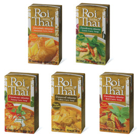Roi Thai - Curry Soup