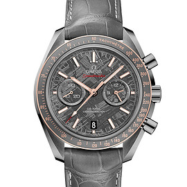 "OMEGA - Speedmaster: Grey Side of the Moon ""METEORITE"""