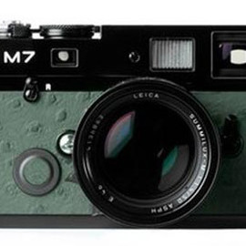 Leica - Leica M7 Xinhai Revolution limited edition launched in China