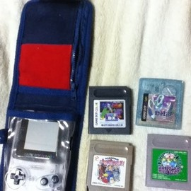 Nintendo - Gameboy case